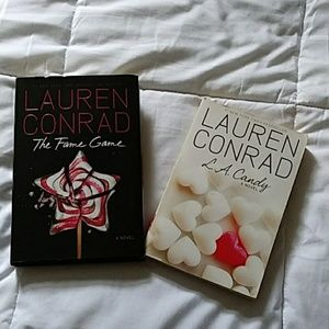 2 Lauren Conrad books